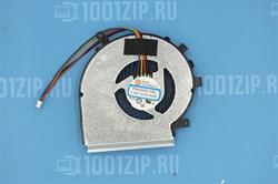 Вентилятор для ноутбука MSI GE62VR, GE72VR, GP72VR, CPU, 4 pin контакт - фото 14769