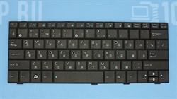 Клавиатура для ноутбука Asus Eee PC 1001H, 1005HA, 1008HA, 1008P, черная - фото 6696