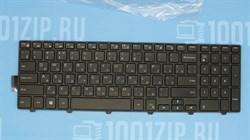 Клавиатура для ноутбука Dell 15-3000, 15-5000, 17-5000 черная - фото 6751