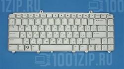 Клавиатура для ноутбука Dell 1420, 1520, 1525 серебристая - фото 6767