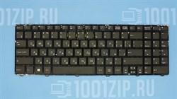 Клавиатура для ноутбука MSI CR640, CX640, A6400 черная с рамкой - фото 6880