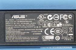 Зарядка для ноутбука Asus 19V 2,37A (45W) 4.0x1,35 мм - фото 7631