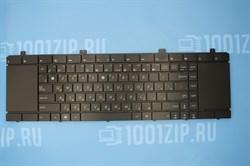 Клавиатура для ноутбука Asus NX90, NX90J, NX90JQ черная - фото 9986