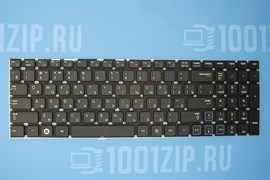 Клавиатура для ноутбука Samsung RC508, RC510, RV509 черная без рамки