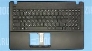 Клавиатура для ноутбука Asus X551CA, X551CAV, X551MA, черная с топкейсом