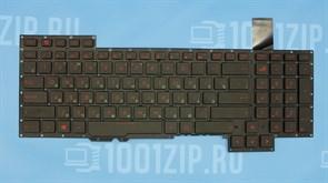 Клавиатура для ASUS G751,G751J, G751JT, черная