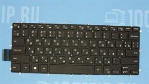 Клавиатура для ноутбука Dell Inspiron 14 Gaming 7466 7467, без подсветки