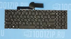 Клавиатура для ноутбука Samsung NP300E5V, NP350V5C, NP355E5C черная без рамки