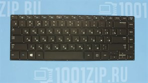 Клавиатура для ноутбука Samsung NP700E4C, черная без рамки