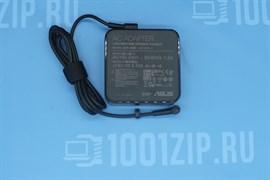Оригинальная зарядка для ноутбука Asus 19V 4.74A (90W) 4.5x3.0мм с иглой, квадратная