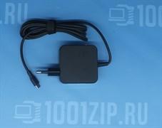 Зарядка для ноутбука Asus, Dell, Lenovo, HP, Type-C (20V3.25A,15V3A,9V3A,5V3A) 65W