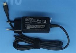 Зарядка для ноутбука Asus, Dell, Lenovo, HP, Type-C (5V3A, 9V3A, 12V3A, 14.5V2A, 15V3A, 20V2.25A) 45W