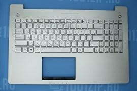 Топкейс, верхняя крышка для Asus N550J, N550JA, N550JK, N550JV с клавиатурой и подсветкой, 13N0-P9A0241