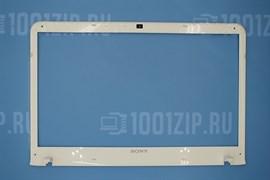 Рамка матрицы для Sony VAIO SVE15, SVE151, SVE1511, SVE1512, 60.4RM06.002, белая