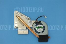 Вентилятор для ноутбука Dell Mini 12 1210, 1090, AT0EP002ZS0, система охлаждения