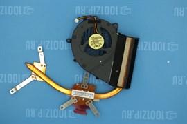 Вентилятор для ноутбука Packard Bell EasyNote SL35, 3GPB6TAPB30, система охлаждения