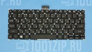 Клавиатура для ноутбука Acer Aspire V3-331, V3-371, V3-372 E5-122, черная