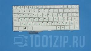 Клавиатура для ноутбука Asus Eee PC 700, 900, 4G,2G белая