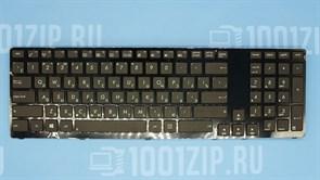 Клавиатура для ноутбука Asus K93, K95, X93SM, X93SV,  черная