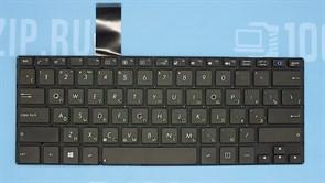 Клавиатура для ноутбука Asus S300, S300CA,  S300K черная без рамки