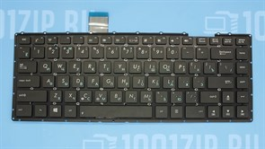 Клавиатура для ноутбука Asus X401, X401A, X401U без рамки