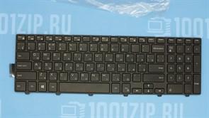 Клавиатура для ноутбука Dell 15-3000, 15-5000, 17-5000 черная