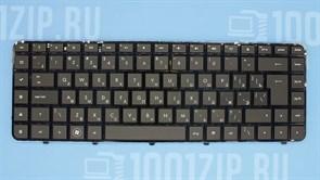 Клавиатура для ноутбука HP Pavilion dv6-3000 черная с рамкой