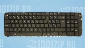 Клавиатура для ноутбука HP dv7-4000 черная с рамкой