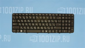 Клавиатура для ноутбука HP Pavilion G6-2000 черная с рамкой