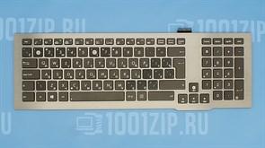 Клавиатура для ноутбука Asus G75, G75VX с подсветкой