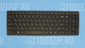 Клавиатура для ноутбука Lenovo G500S, S510, Z510 черная с рамкой
