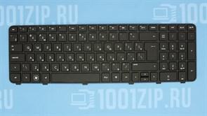 Клавиатура для ноутбука HP dv6-6000, dv6-6100 черная с рамкой