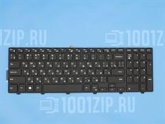 Клавиатура для ноутбука Dell 15-3000, 15-5000, 17-5000 черная с подсветкой