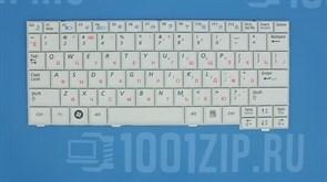 Клавиатура для ноутбука Samsung NC10, ND10, N110 белая