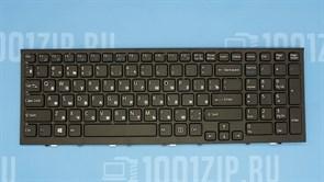 Клавиатура для ноутбука Sony VPC-EE черная с рамкой