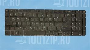 Клавиатура для ноутбука Toshiba L50-B черная без рамки