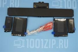 Аккумулятор для ноутбука Apple (A1437) Pro Retina 13 A1425 Late 2012 Early 2013 черный, оригинальный