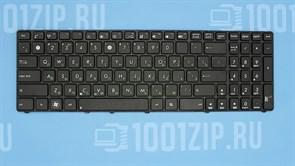 Клавиатура для ноутбука Asus K50, K60, K70 с рамкой