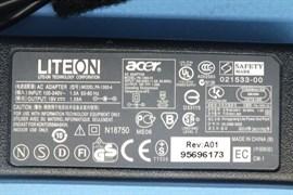 Зарядка для ноутбука Acer 19V 1,58A (30W) 5,5x1,7мм