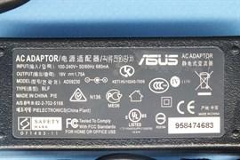 Зарядка для ноутбука Asus 19V 1.75A (33W) прямоугольный разъем