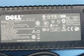 Зарядка для ноутбука Dell 19,5V 6,7A (130W) 7,4x5мм с иглой