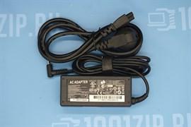 Зарядка для ноутбука HP 19.5V 3,33A (65W) 4.5x3.0мм синий, с иглой