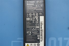 Зарядка для ноутбука Lenovo 20V 4,5A (90W) 7,9x5,5мм с иглой