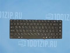 Клавиатура для ноутбука Sony VGN-NW черная без рамки