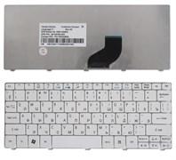 Клавиатура для ноутбука Acer Aspire One 521, 532, D255 белая