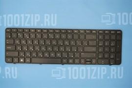 Клавиатура для ноутбука HP G7-2000, G7-2100, G7-2200 черная с рамкой