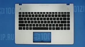 Топкейс с клавиатурой для Asus N46J, N46JV, N46V, N46VB