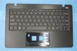 Клавиатура для ноутбука Asus X200CA черная с топкейсом