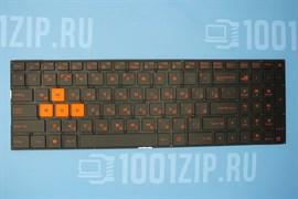 Клавиатура для ноутбука Asus GL502, GL502VM, GL502VS черная с подсветкой